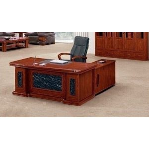 5df492f6c5f Lyster Executive Office Table- 5.2 Ft